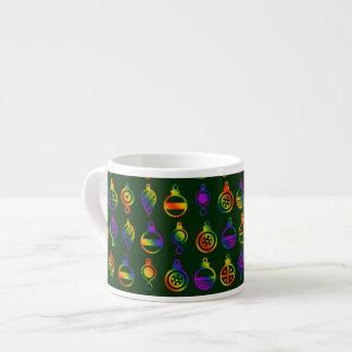 Ornamento Trippy Xícara De Espresso