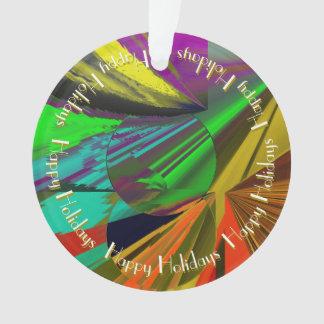 Ornamento Tudo que jazz - design abstrato colorido