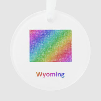 Ornamento Wyoming