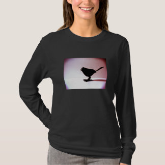 Ornitologia para a camisa dos manequins