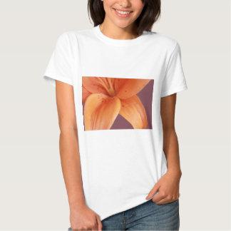 Orquídea alaranjada tshirt