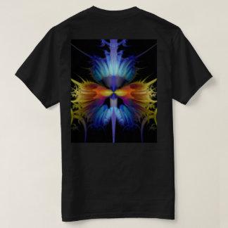 Orquídea do Fractal Camiseta