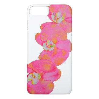 Orquídeas cor-de-rosa capa iPhone 8 plus/7 plus