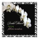 Orquídeas de PixDezines/phalaenopsis Convites Personalizados