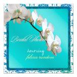 Orquídeas de PixDezines/phalaenopsis Convites Personalizado