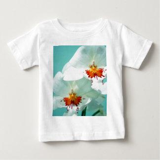 Orquídeas de senhoras de dança tshirt