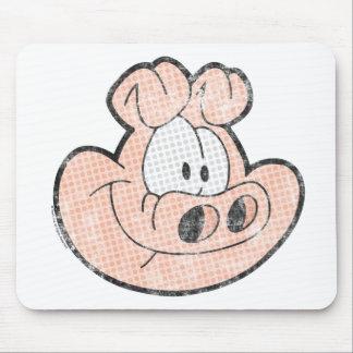 Orson o porco Mousepad