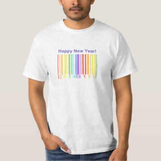 os 2014 felizes anos novos! t-shirt