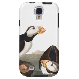 Os animais selvagens Samsung dos pássaros do Capa Para Galaxy S4
