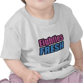 Os anos 80 frescos tshirt