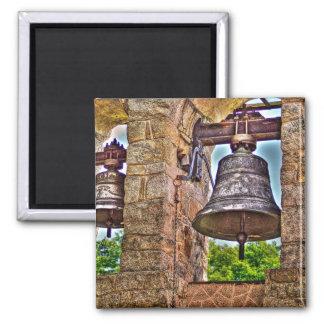 Os arcos da pedra da antiguidade da torre de Bell Ímã Quadrado