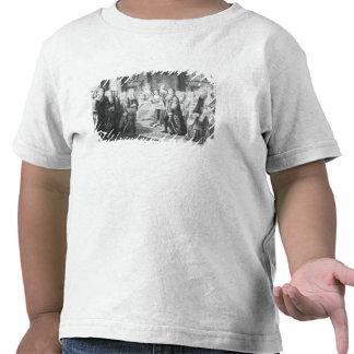 Os artigos da união camisetas