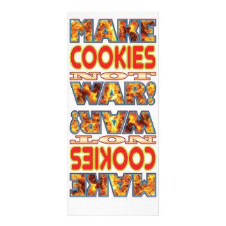 Os biscoitos fazem X 10.16 X 22.86cm Panfleto