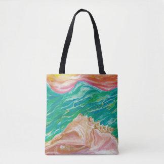 Os bolsas do desenhista do Seashell