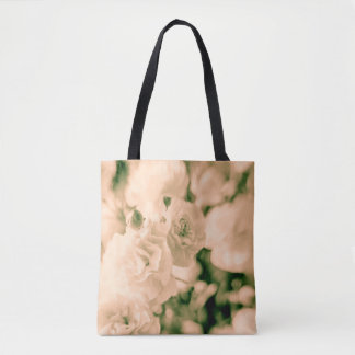 Os bolsas do design floral dos cravos do romance e