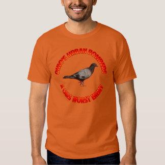 Os bombardeiros urbanos do Ohio dos homens Camiseta