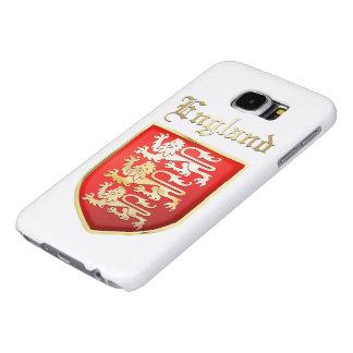 Os braços reais de Inglaterra Capas Samsung Galaxy S6