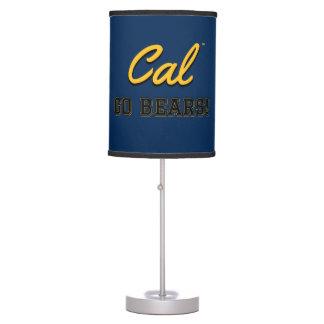 Os Cal vão ursos!: Lâmpada de Uc Berkeley