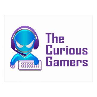 Os cartão curiosos dos Gamers