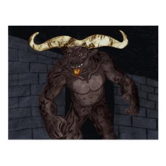 Os cartão de Minotaur