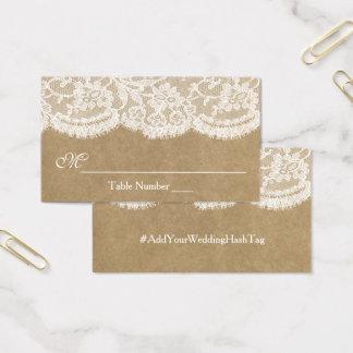 Os cartões da escolta da coleção do casamento de