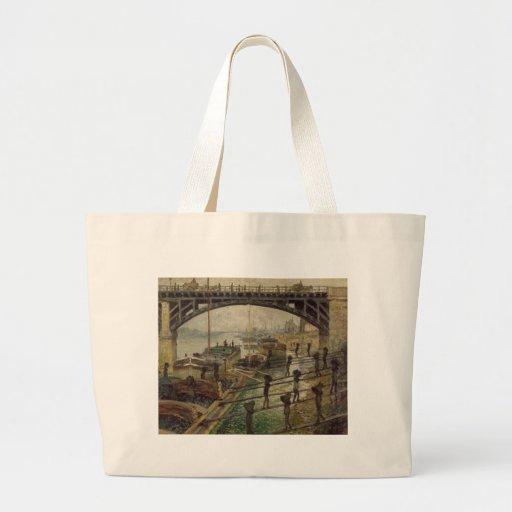 Os Carvão-Dockers (1875) Bolsas
