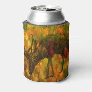 Os cervos da camuflagem podem refrigerador porta-lata
