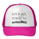 Os chapéus do camionista das mulheres engraçadas d bones