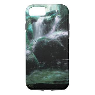 Os chás da turmalina da caverna subterrânea capa iPhone 7