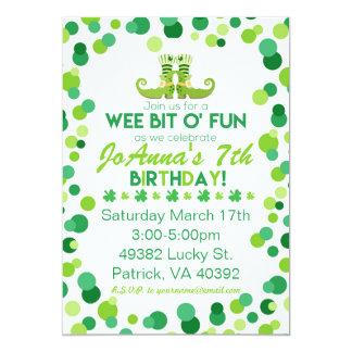 Os convites de festas de aniversários temáticos de
