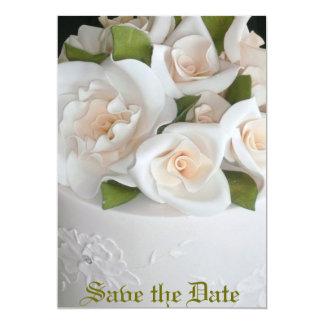 Os convites feitos sob encomenda do casamento &
