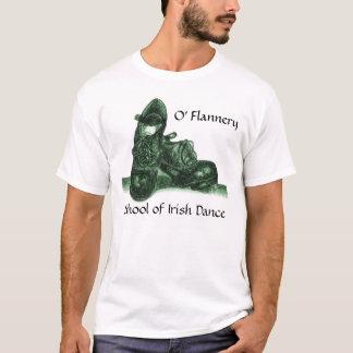 Os dançarinos irlandeses vivem para o triplo! - camiseta