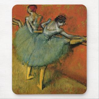 Os dançarinos no bar por Edgar Germano Hilário Mouse Pad