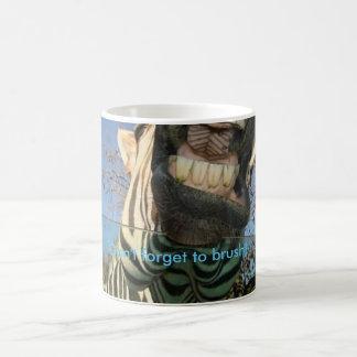 Os dentes da zebra