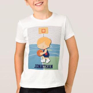 Os desenhos animados personalizados do jogador de camisetas