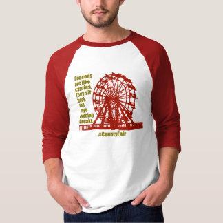 Os diáconos são como carnies camiseta