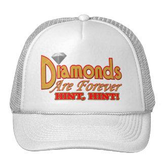 Os diamantes são Forever Bones
