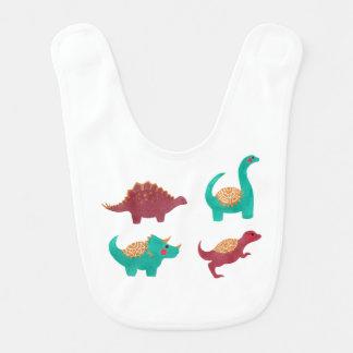 Os dinossauros babador
