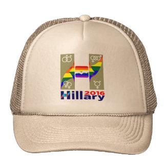 Os direitos dos homossexuais 2016 do logotipo de boné