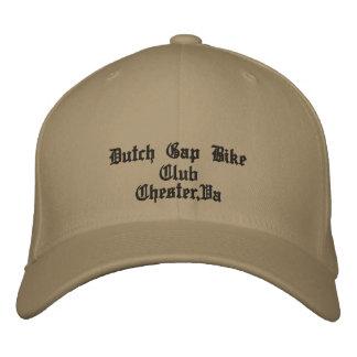 Os Dutch Gap Bike o clube, Chester, Va Boné Bordado
