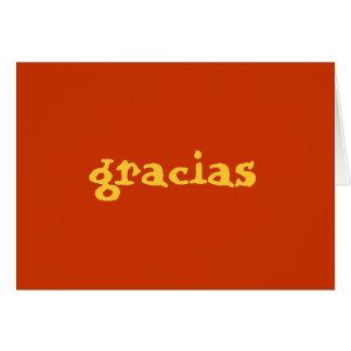 os espanhóis agradecem-lhe notar cartão comemorativo