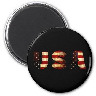 Os Estados Unidos da América Imã
