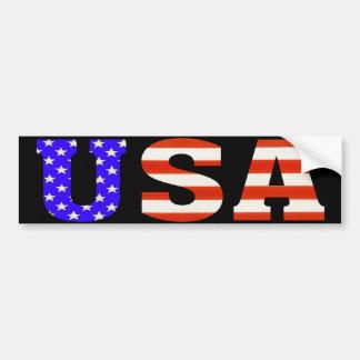 Os EUA personalizam-me! Adesivo Para Carro
