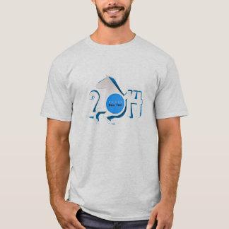 Os felizes anos novos da camiseta 2014