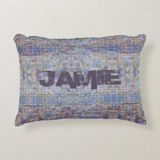 Os grafites denominam o travesseiro personalizado almofada decorativa