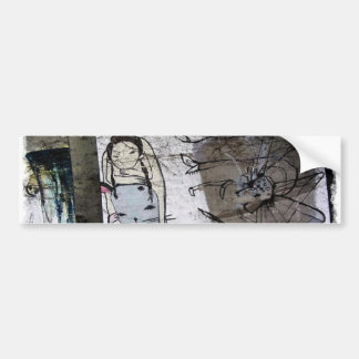 Os grafites japoneses de Helaine Adesivo Para Carro