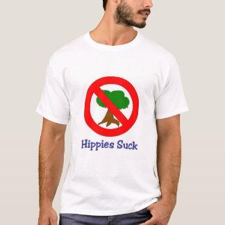 Os hippys sugam camiseta