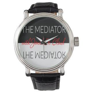 Os homens básicos do relógio do mediador