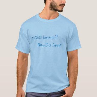 Os homens são este céu? Nenhum é camisa de Iowa