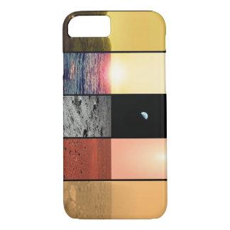 Os horizontes de Venus, de terra, de lua, de Capa iPhone 8/ 7